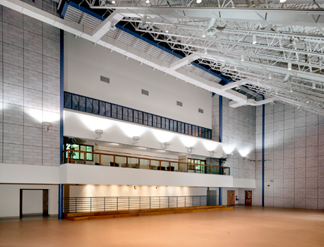 Multi-purpose sports  and exhibition hall image