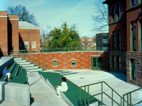 west middle school playground image